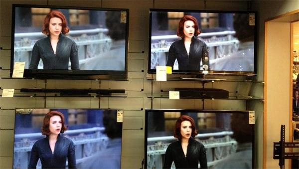 Jak przetestować TV w sklepie?
